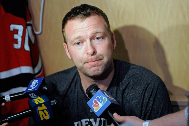 Martin Brodeur... (PHOTO BILL KOSTROUN, ARCHIVES AP)