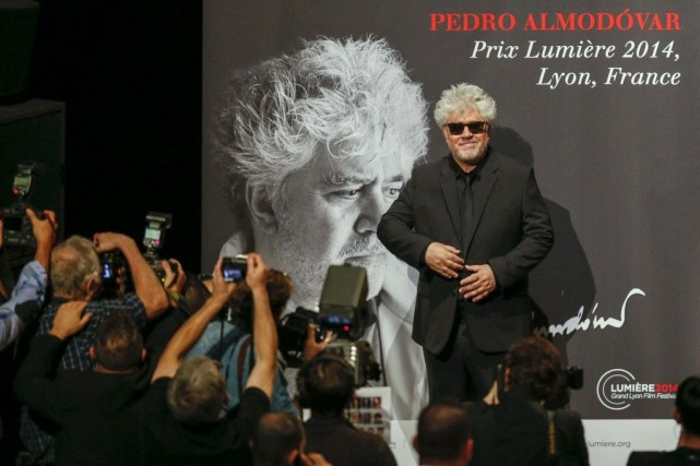 Pedro Almodovar succède à Clint Eastwood, Milos Forman,... (Photo ROBERT PRATTA, Reuters)