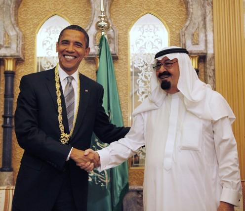 La relation entre l'Arabie saoudite et les États-Unis... (Photo Gerald Herbert, archives Associated Press)