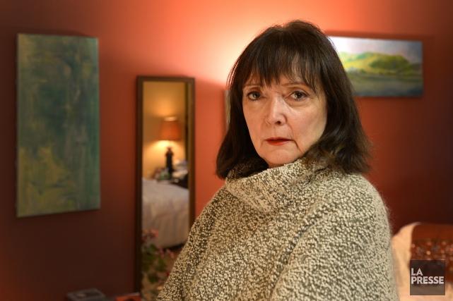 Jacqueline Laurent-Auger... (Photo Bernard Brault, La Presse)