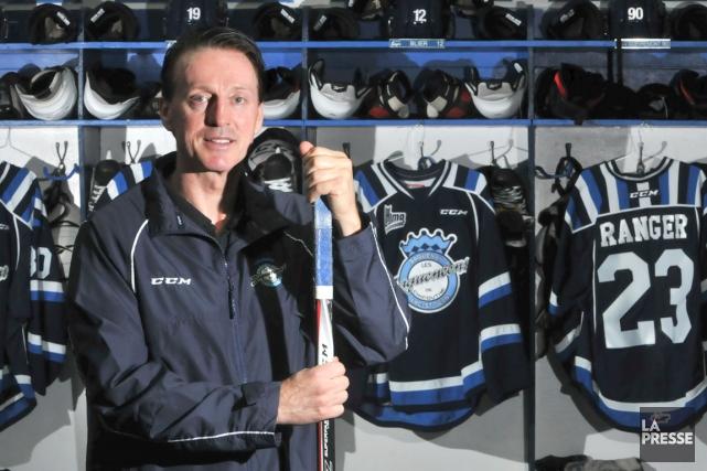 Marc Fortier réside toujours à Québec, même s'il... (Michel Tremblay)