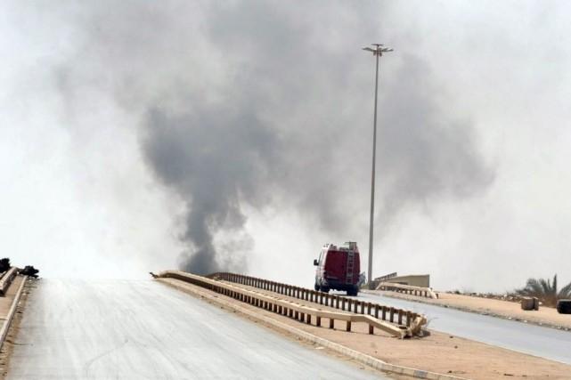 Les affrontements de vendredi sont les plus violents... (Photo AFP)