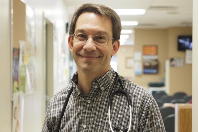 «Devenir médecin est la meilleure décision que j'ai... (photo Maxime Sauvage)