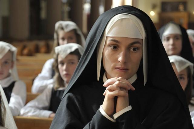 Madeleine Péloquin dans le filmPour l'amour de Dieu.... (Photo Métropole Films)