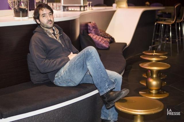 Le réalisateur Nickolas Dylan Rossi signe Heaven Adores... (Photo: Olivier Pontbriand, archives La Presse)