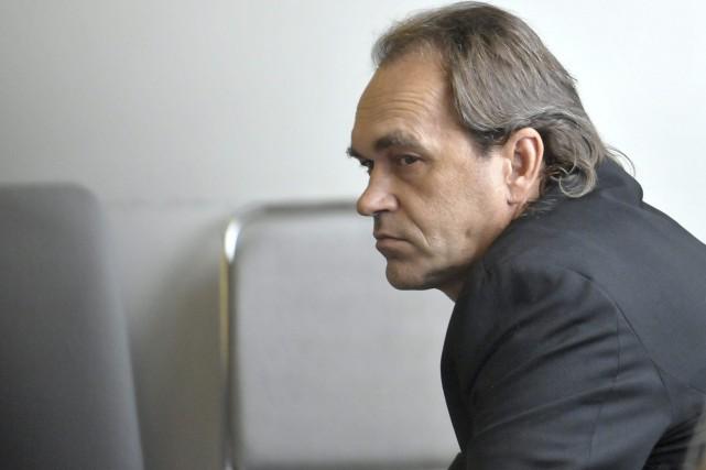 Marc Lapointe demeure en liberté en attendant de... ((Photo Rocket Lavoie))