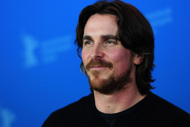 Christian Bale... (Photo Archives AFP)