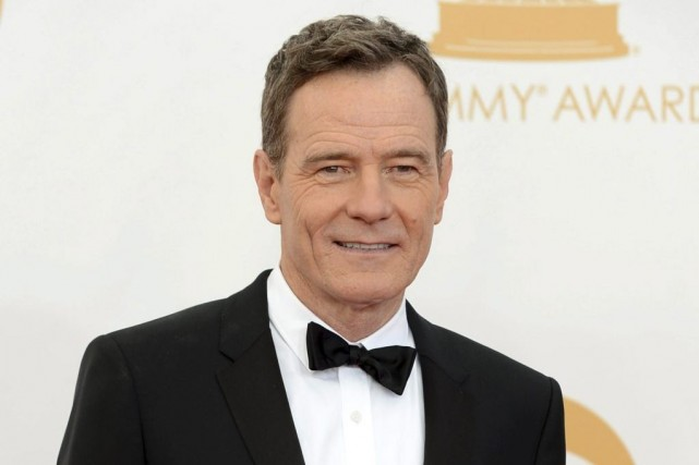 Bryan Cranston... (Photo Archives AP)