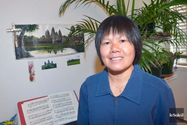 Tran Lam a écrit un livre, Pol Pot... (Le Soleil, Jean-Marie Villeneuve)