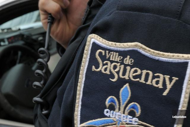 Une femme de 41 ans que la police recherchait pour une tentative de meurtre a... (PHOTO ROCKET LAVOIE, ARCHIVES LE QUOTIDIEN)