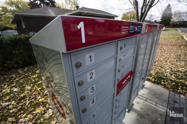 Postes Canada прекращает доставку почты на дом
