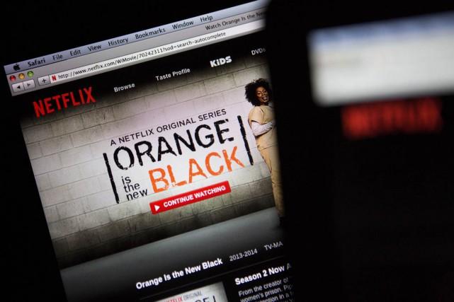 Les téléspectateurs «veulent regarder les meilleurs programmes sur... (Photo Andrew Harrer, Bloomberg)