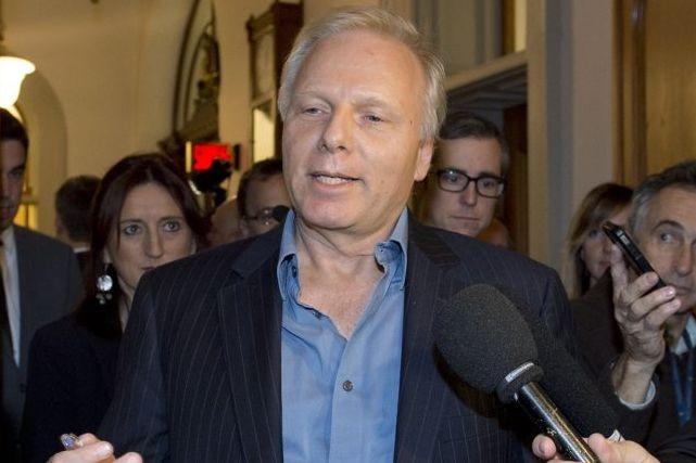 Jean-François Lisée... (La Presse Canadienne, Jacques Boissinot)