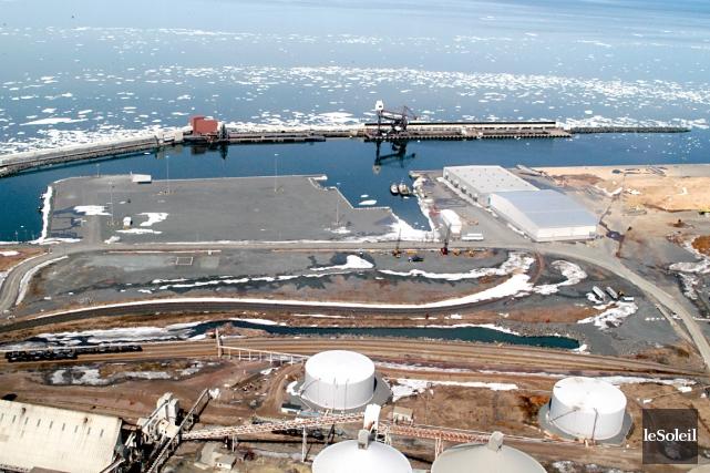 Le projet de Chaleur Terminals d'exporter du pétrole... (Photothèque Le Soleil)