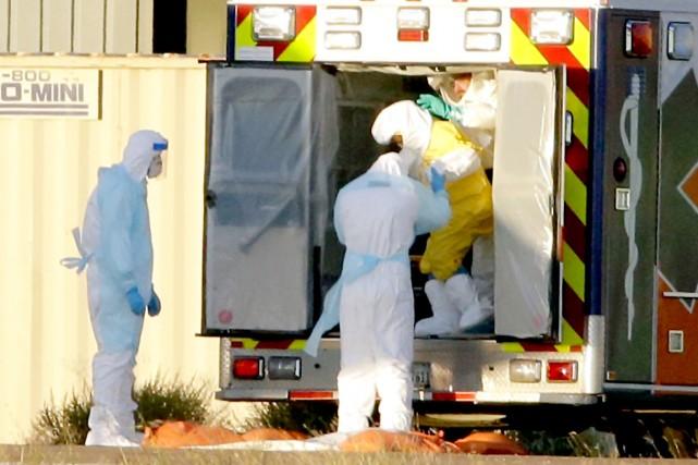 Les fautes commises par les services d'urgence de... (AP, Tony Gutierrez)