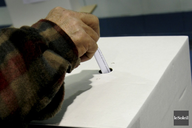 Le 2 novembre prochain aura lieu la première élection scolaire depuis 1998 dans... (Photothèque Le Soleil)
