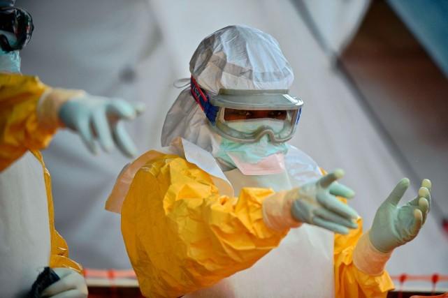 Craig Spencer avait été hospitalisé en urgence plus... (Photo Carl de Souza, archives Agence France-Presse)