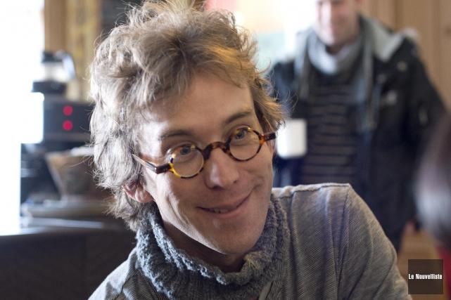 Fred Pellerin... (Photo: Sylvain Mayer Le Nouvelliste)