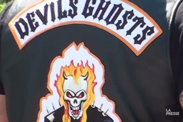 Les Devils Ghosts seraient parrainés par des lieutenants... (PHOTO ARCHIVES LA PRESSE)