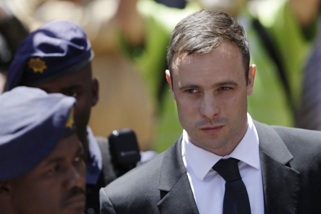 Oscar Pistorius saura mardi s'il est condamné à... (PHOTO THEMBA HADEBE, ARCHIVES AP)