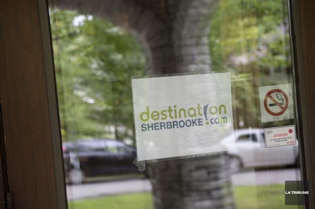 Destination Sherbrooke propose une restructurationmajeure de son organisation... (Archives La Tribune, Julien Chamberland)