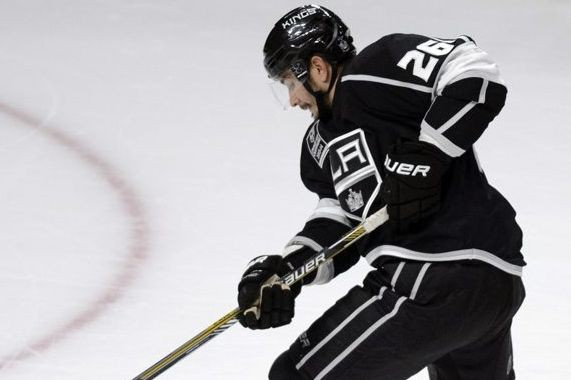 Slava Voynov des Kings de Los Angeles... (Archives AP)