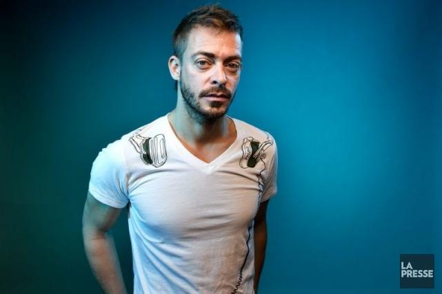 Alexandre Désilets... (Photo: Marco Campanozzi, La Presse)