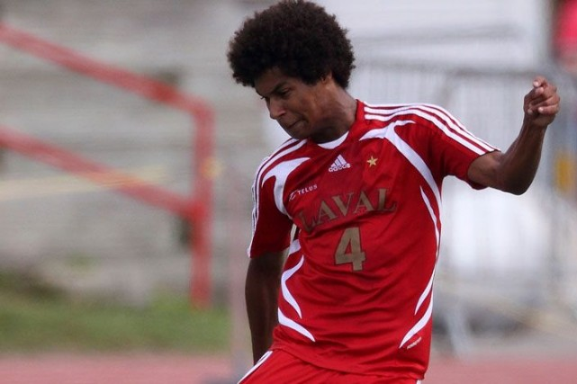 Nafi Dicko-Raynauld figure parmi les étudiants-athlètes expulsés.... (Pierre Bonenfant, Courtoisie)