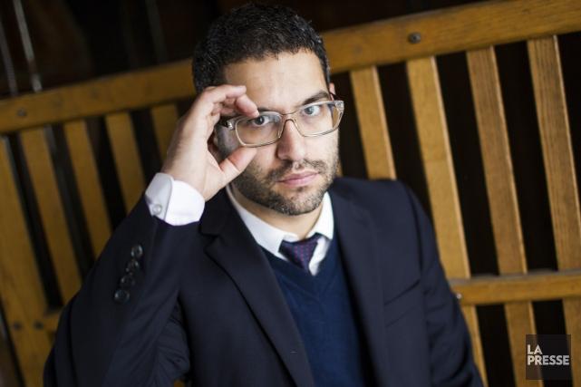 Alain Farah... (Photo: Olivier Pontbriand, La Presse)