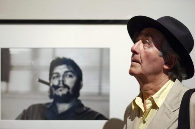 René Burri est l'auteur du célèbre cliché de... (Photo: archives AP)