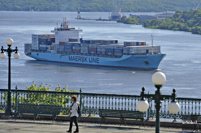 La Journée maritime québécoise est d'une occasion de... (Photothèque Le Soleil, Pascal Ratthé)