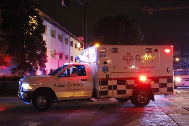 L'hôpital Emory d'atlanta a annoncé la guérison d'Ebola... (Photo: Reuters)