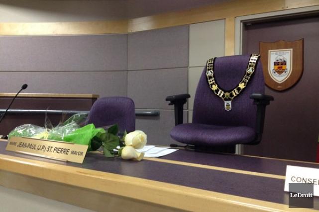 Les funérailles de Jean-Paul St. Pierre auront lieu... (Samuel Blais-Gauthier, LeDroit)