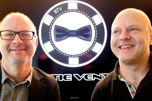 David Weiser et son frère Ron ont fondé... (fournie par Black Tie Ventures)