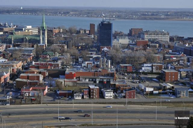 Si au niveau provincial Trois-Rivières est au premier... (Photo: Stéphane Lessard, Le Nouvelliste)