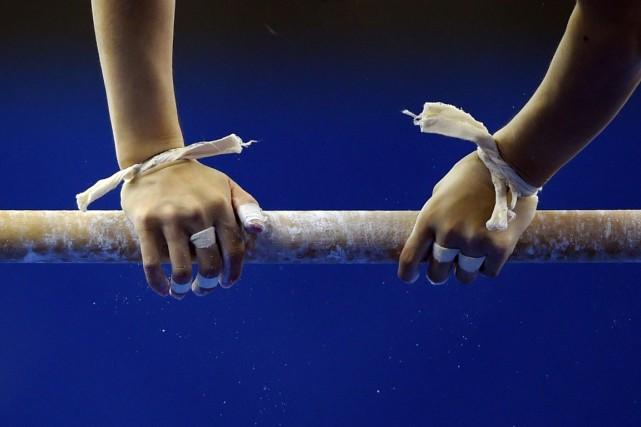 Gymnastique Canada a déposé la candidature de Montréal... (Photo Greg Baker, AFP)