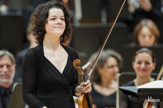 De demain à dimanche, Yukari Cousineau jouera cinq... (Photo: Édouard Plante-Fréchette, archives La Presse)