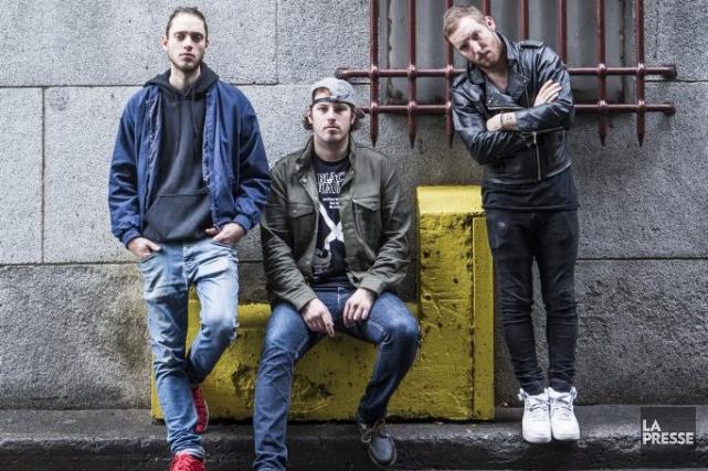 Un âge d'or s'annonce-t-il pour le rap québécois? Si c'est le cas, Loud Lary... (Photo: Olivier Pontbriand, La Presse)