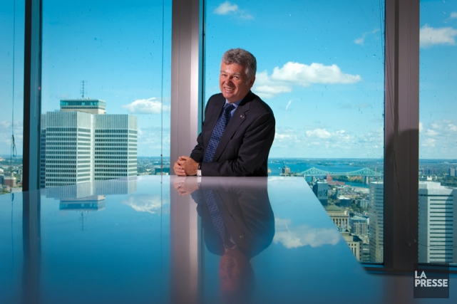 «L'équilibre famille-entreprise va être bouleversé par un chef... (PHOTO ANDRÉ PICHETTE, LA PRESSE)