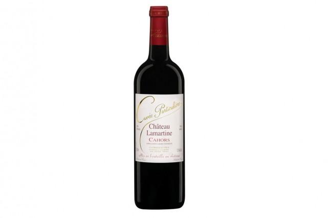 Le vin noir (comme on disait autrefois) de Cahors a souvent quelque chose d'un... (Photo fournie par la SAQ)