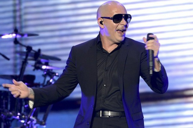Pitbull... (Photo: archives AP)