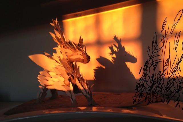 Aperçu du spectacle À l'orée des bois qui... (Photo: fournie par la production)