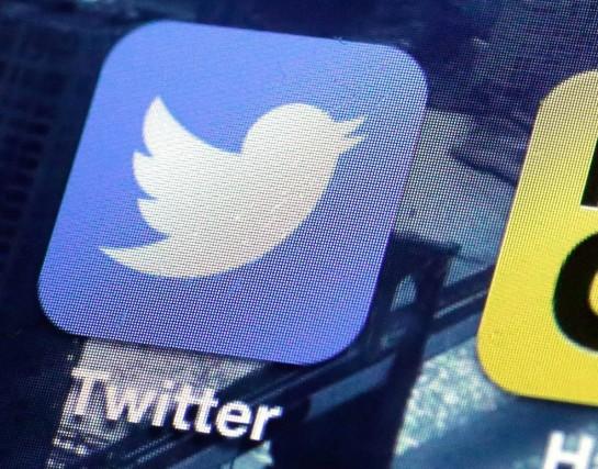 Le réseau social en ligne américain Twitter, qui un an après son entrée en... (Photo d'archives)