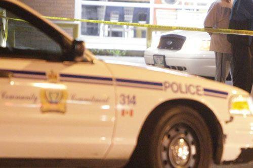 Un homme a été accusé mardi en lien avec les assassinats de deux itinérants à... (PHOTO ARCHIVES LA PRESSE CANADIENNE)