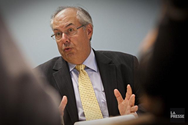 Lee président de la Fédération des médecins omnipraticiens... (Photothèque La Presse)