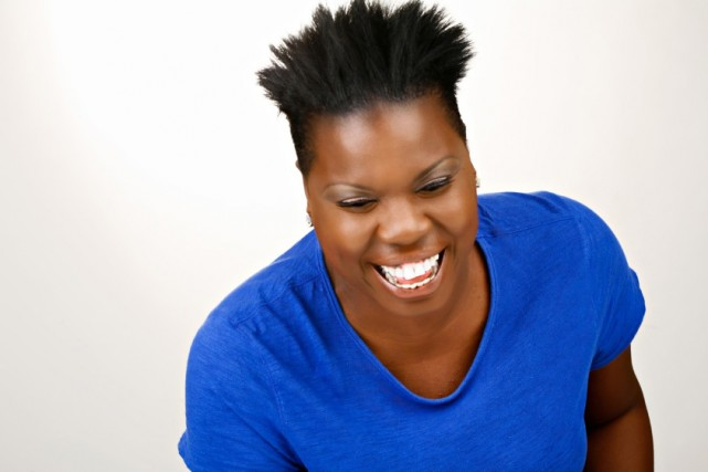 Leslie Jones... (Photo: site officiel de l'artiste)