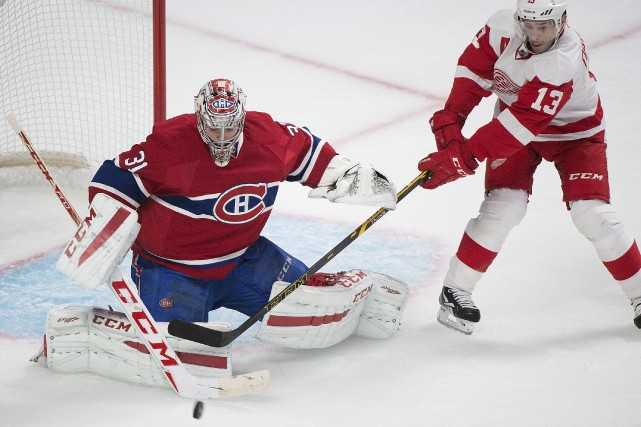 Carey Price a remporté son duel contre Howard,... (La Presse Canadienne)