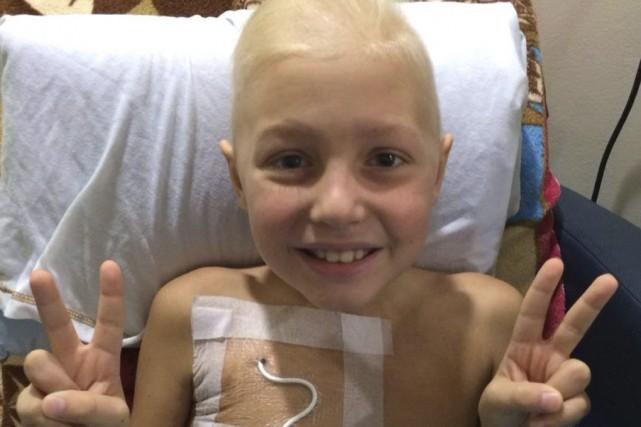 Trois donneurs potentiels de cellules souches ont été... (photo tirée de Facebook)