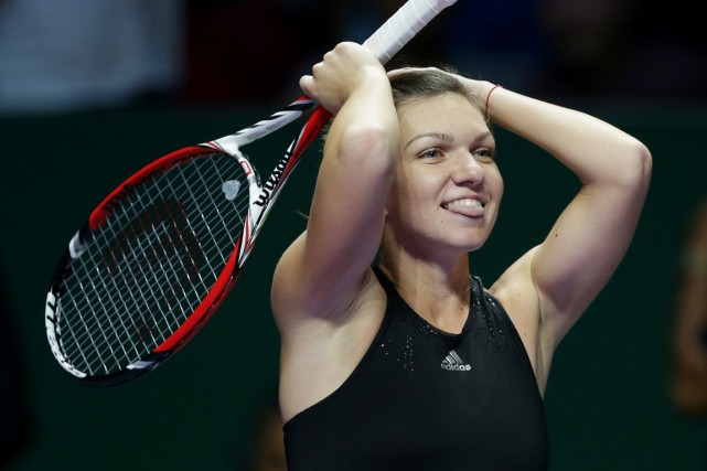 Simona Halep... (Photo Mark Baker, AP)