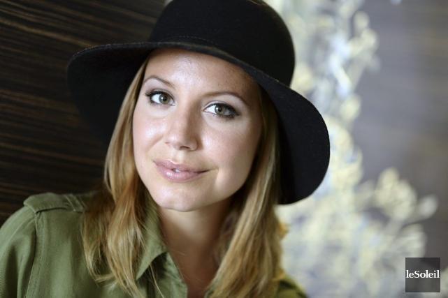 Magalie Lépine-Blondeau... (Photo: Érick Labbé, Le Soleil)